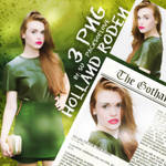 Holland Roden Png Pack
