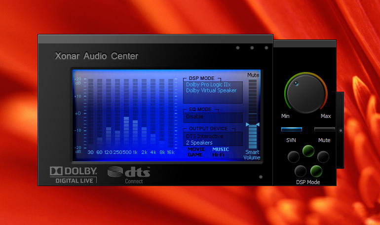 Asus Xonar D1 Audio Center Download