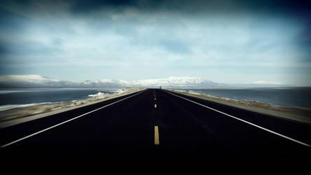 Island Road by dobee
