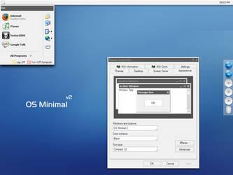 OS Minimal v2 by dobee