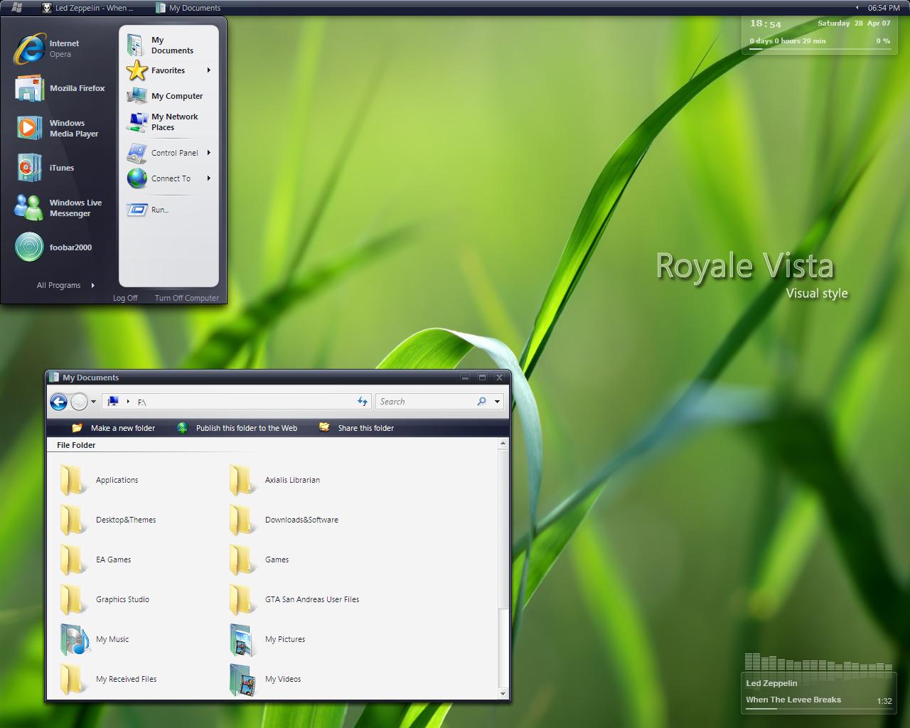 Royale Vista VS
