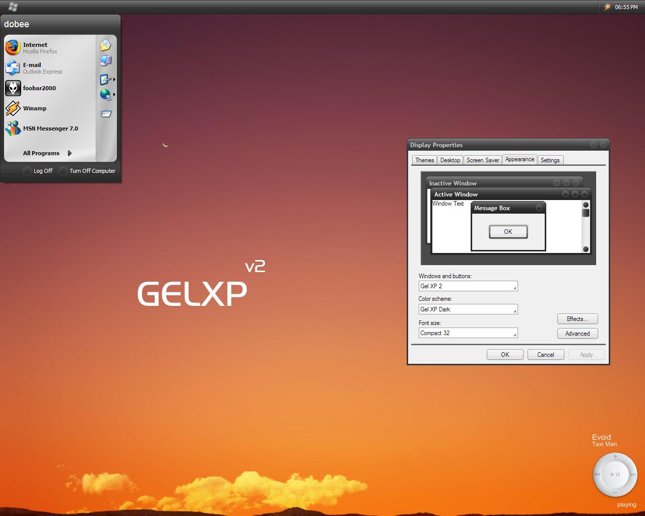 GelXP VS