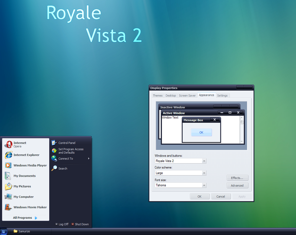 Royale Vista II Final by dobee
