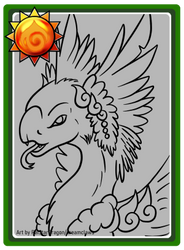 FR TCG coloring page