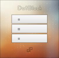 DotBlock by Mushcube