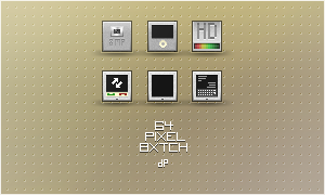 64PixelBxtch by Mushcube