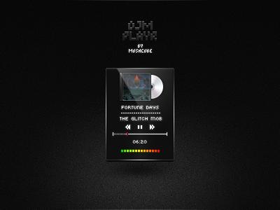 DJM Player by Mushcube