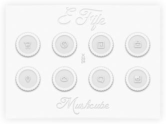 E5 Icons by Mushcube