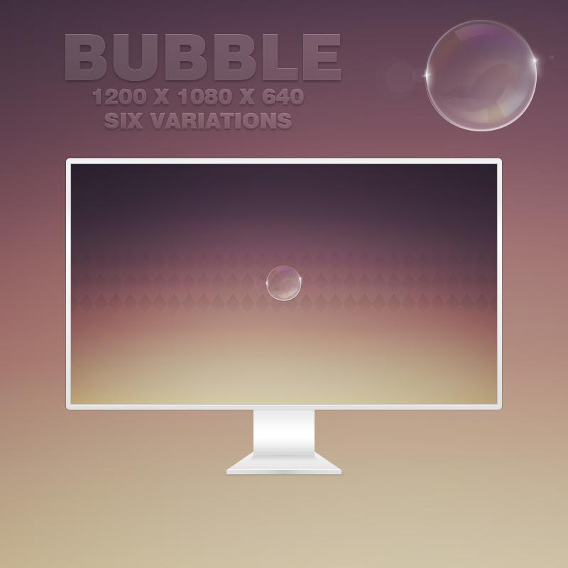 Bubble by Mushcube