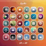 RipMe Icons