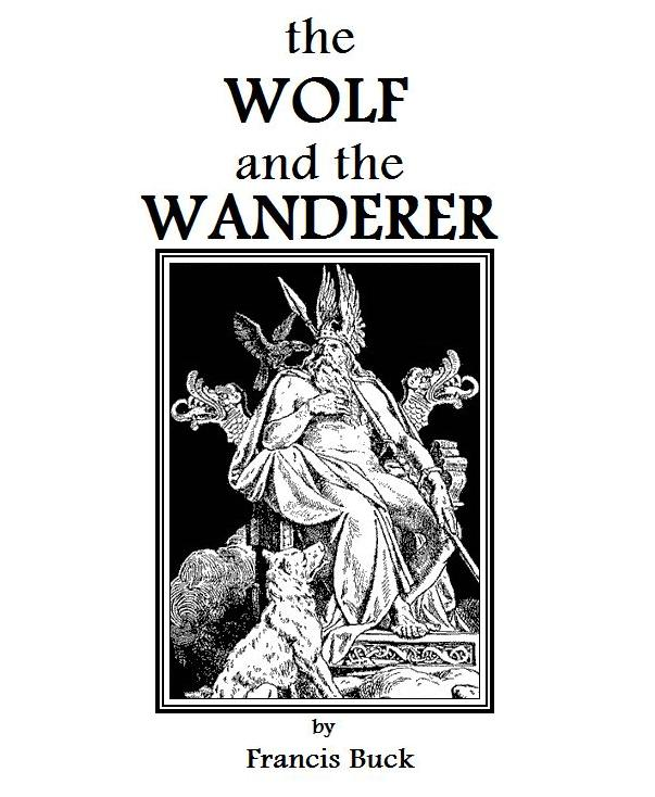 The Wolf and the Wanderer by FrancisBuck