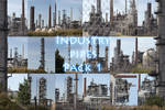 Industry pipes Pack 1