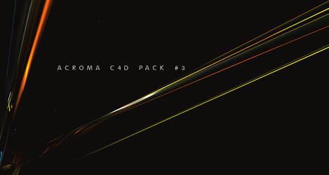 Acroma C4D Pack N3