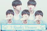 5 Render Wonwoo _By Min_