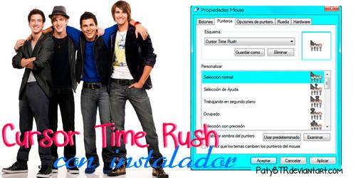'Cursor Time Rush'