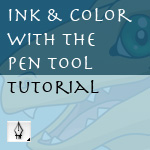 [OLD] Pen Tool Tutorial by thazumi