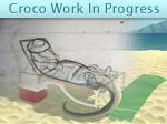 Croco Steps Flash