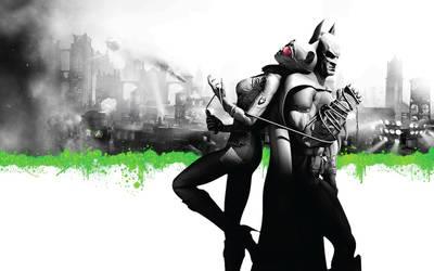 Batman: Arkham City - WP