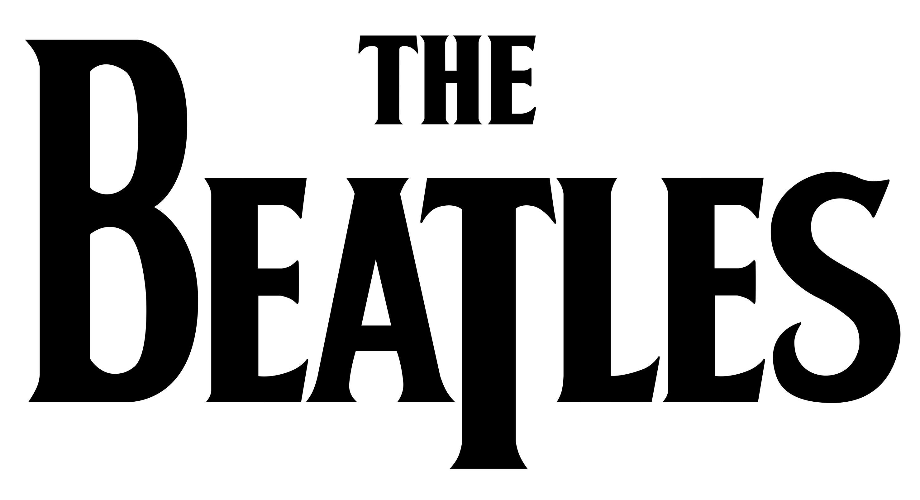 The Beatles Vector Logo by DutchLion on DeviantArt
