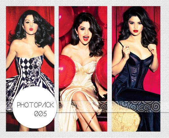 Selena Gomez | Photopack 005 by PartOfMee