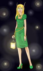 Enchanted dress by Nefrit
