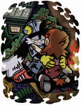 Klonoa Heroes - That's the Pain of a Hero by rcs709