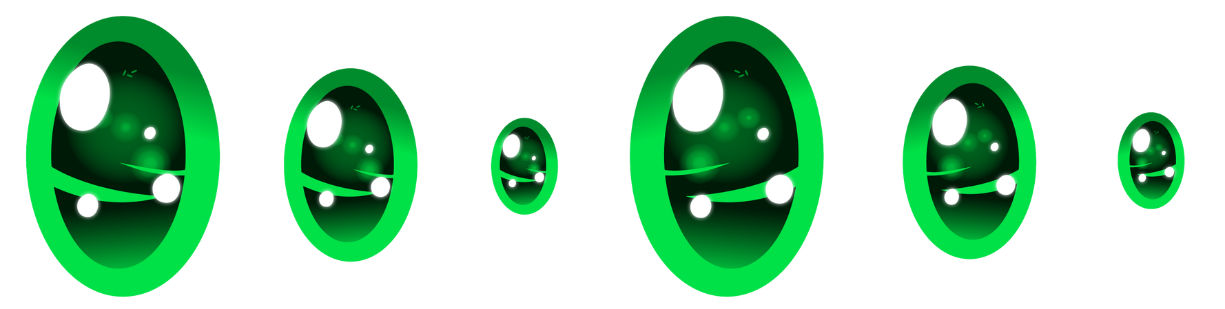 [SFM RESSOURCE] Anime Eyes Texture [DL] by BlueStreamBrony