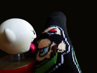 BooTiful Socks by Humdeedum233