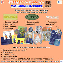 Support my work on Patreon!
