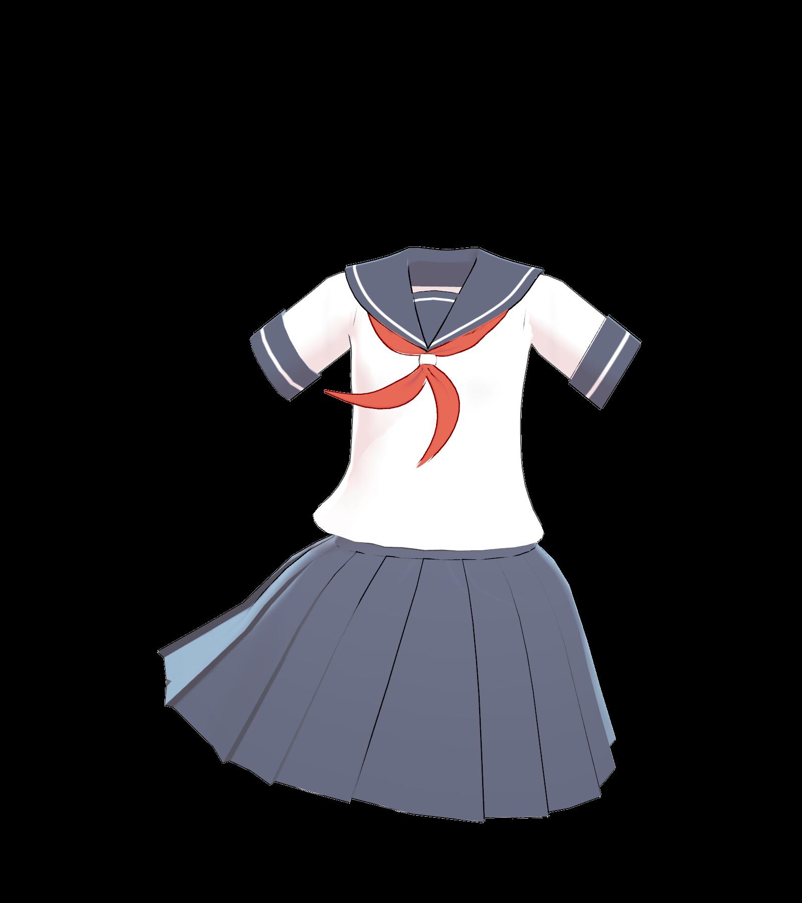 Summer School Uniform DL