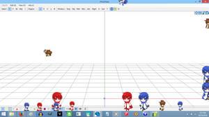 Size Comparison (+Simeji Kaito Bitesized dl)