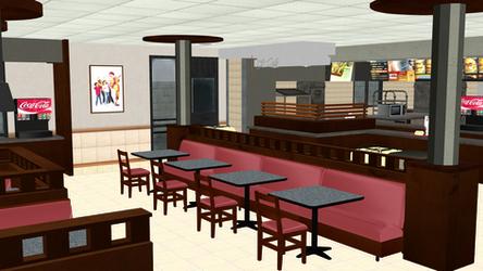 Interactive McDonalds Stage 1.01 (MMD DL)