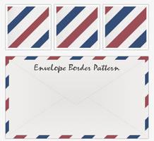 Classic envelope pattern