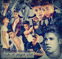 Justin Bieber Pack PNG+Photoshoot TeenVongue 2013