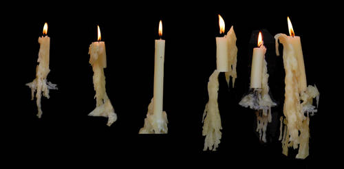 candles...