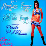 Madison Rayne Salutes the Troops Pack PNG