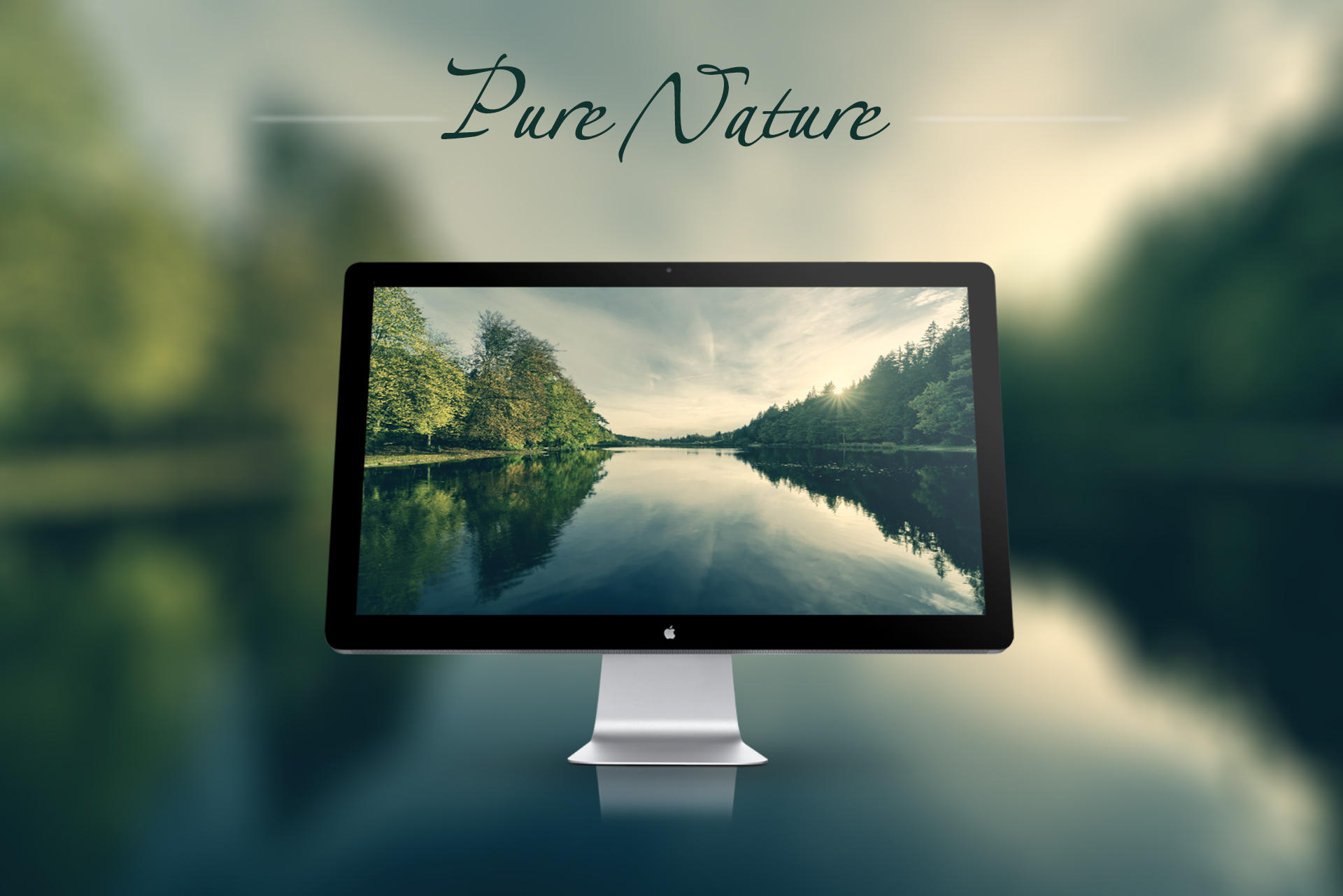 Pure Nature - Wallpaper by Hercules1997