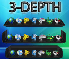 G3-Depth Docks - 3 STYLES