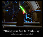 Bring your Son to Work Day