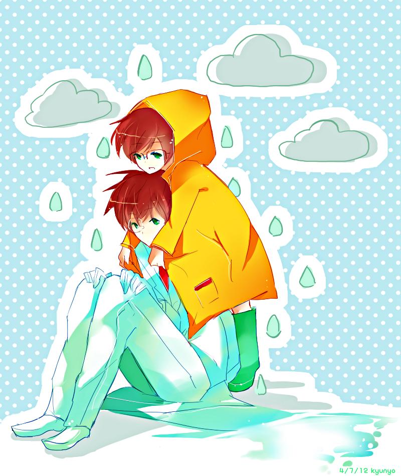 Rain Coat (Color Tut Download) by kyunyo