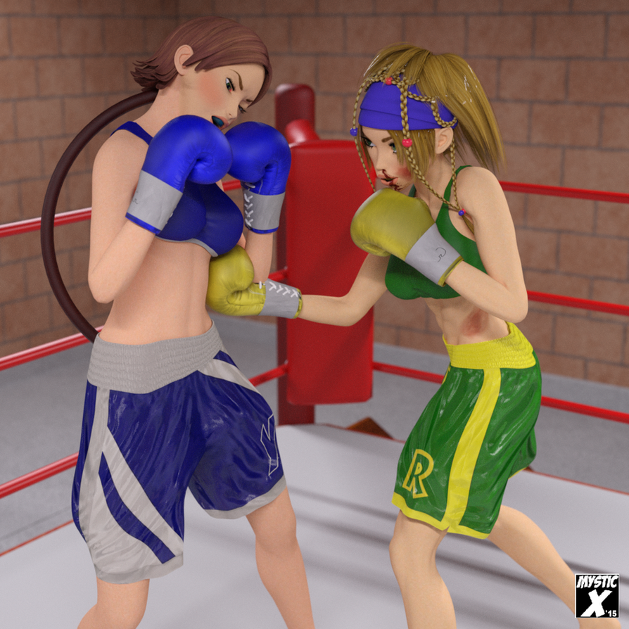 Clash of the Cousins (Part 2) by FistFightergal
