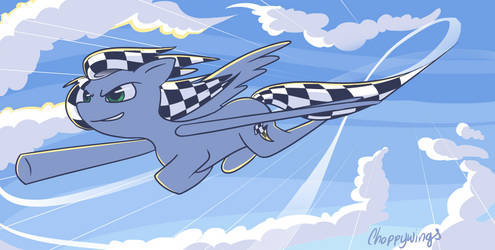 Gift for Hogia: Checker Flash