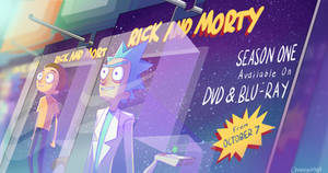 Rick and Morty contest entry - Action figures