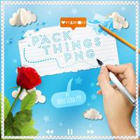 Pack Things PNG_By Adictedd199 by Adictedd199