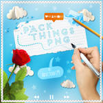 Pack Things PNG_By Adictedd199