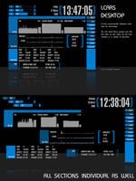 LCARS Desktop Suite by Blackthorn87