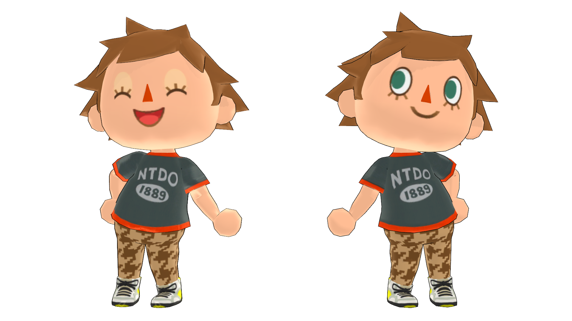 Mmd Male Villager Dl By Mcchipy On Deviantart