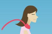 Girl Biking - Flash Animations by christiehawkso22
