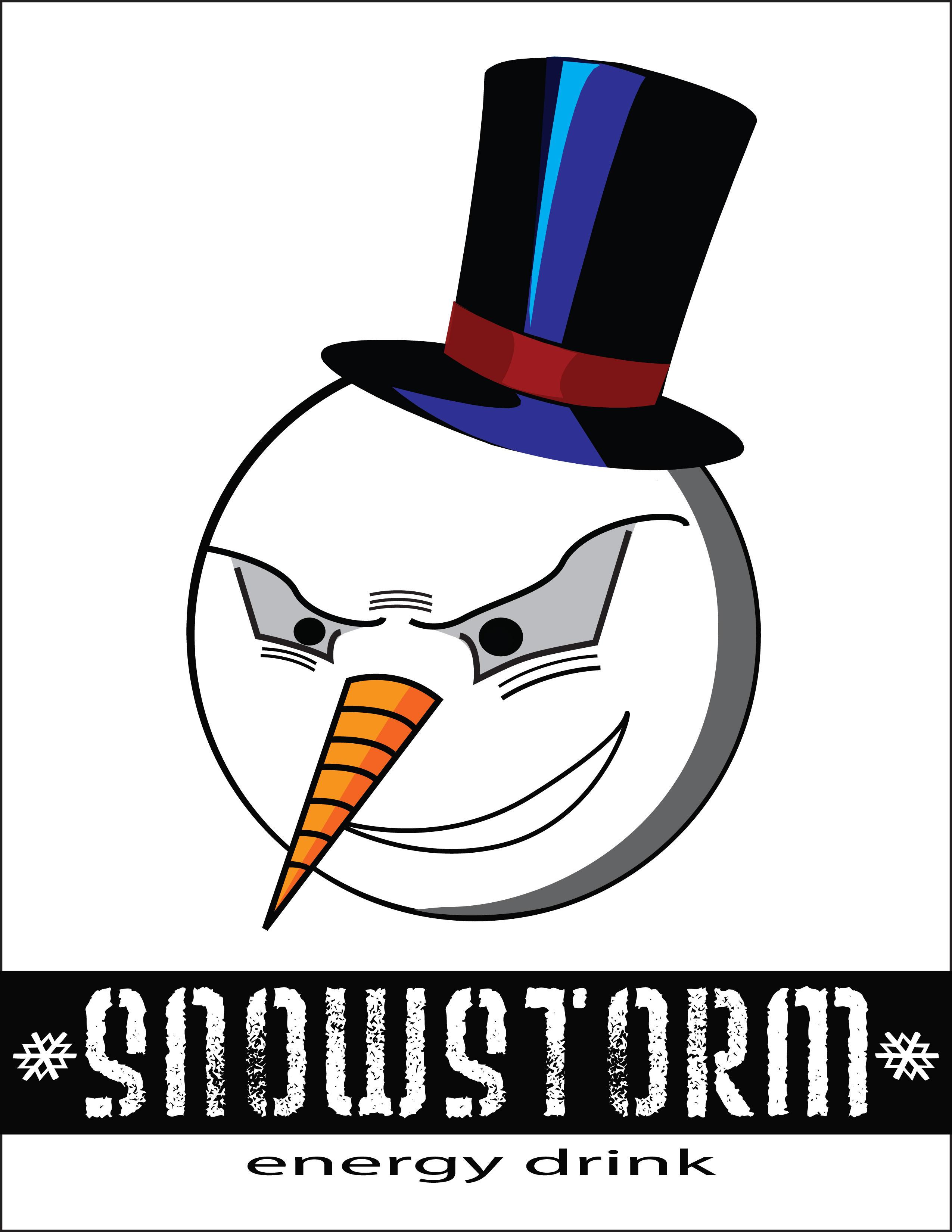 Snowstorm Energy Logo by MagicSteve