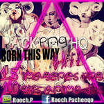 Lady Gaga BTWBall PACK PNG